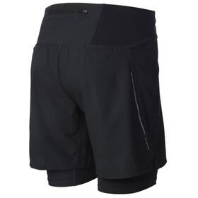 "inov-8 Race Elite 7"" Trail Shorts Heren, zwart"